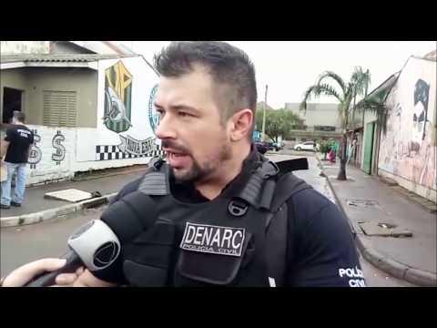 Polícia deflagra operação contra facções em vila de Porto Alegre