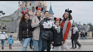Kids United Nouvelle Génération : Une journée exceptionnelle à Disneyland® Paris