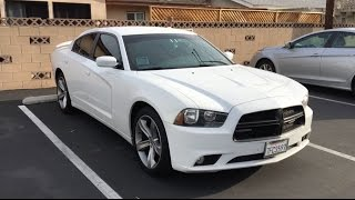 How to make a 2014 Dodge Charger SE Look like a RT - Car Update