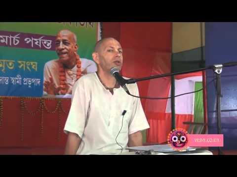 Бхагавад Гита 3.34 - Враджендра Кумар прабху