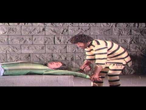 Antham Kadidi Aarambam Movie (1981) | Fight Between Krishna & His Double Role
