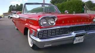 Mercury Monterey 1959 Convertible a vendre au Garage Bessard