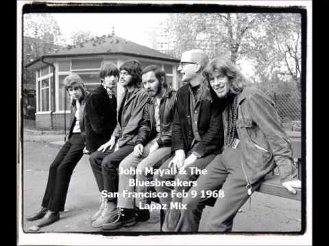 John Mayall & The Bluesbreakers Feb 9 1968