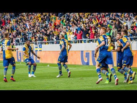 FC DAC 1904 - FC Spartak Trnava 3:2 (1:1)