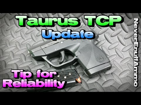 Taurus TCP 1 Year Update + Important Tip for Reliability