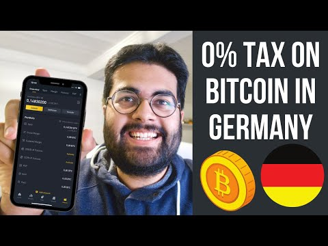 How To Buy Bitcoin in Germany in 2021 with 0% Tax on Profits 😱 (All Details in 8 Minutes!) 💰🇩🇪