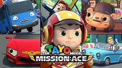 The Tayo Movie Mission: Ace 🎥 (English closed caption included) l Tayo the Little Bus
