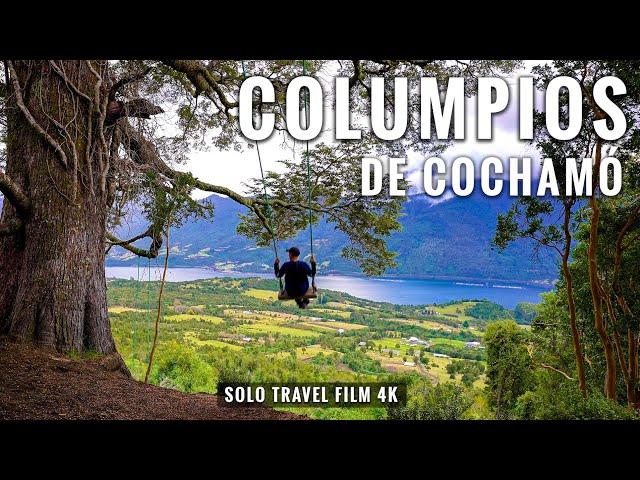 Columpios de Cochamó en 4K: Viaje con música relajante en el Sur de Chile