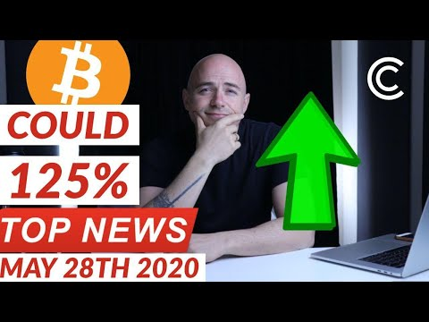 Bitcoin Could Spike 100% - Bitcoin Today [May 28 2020]