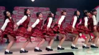 AKB48チーム8全国ツアー「47の素敵な街へ」 2015年3月1日@旭川市民文化...