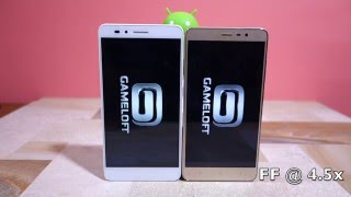 Redmi Note 3 (Snapdragon 650) vs. Honor 5X comparison: Speed test and multitasking