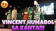 FIRST TIME NAMIN KUMANTA LIVE!!!