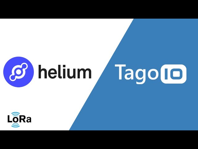 Integrating Helium with TagoIO