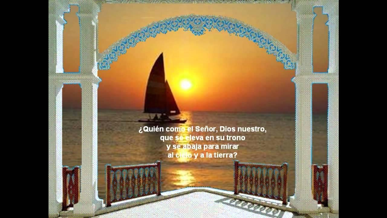 Salmos Salmo 113 112 Alabado Sea El Nombre De Dios