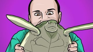 CRAZY MAN AND TURTLE - Gmod Prop Hunt Funny Multiplayer Moments