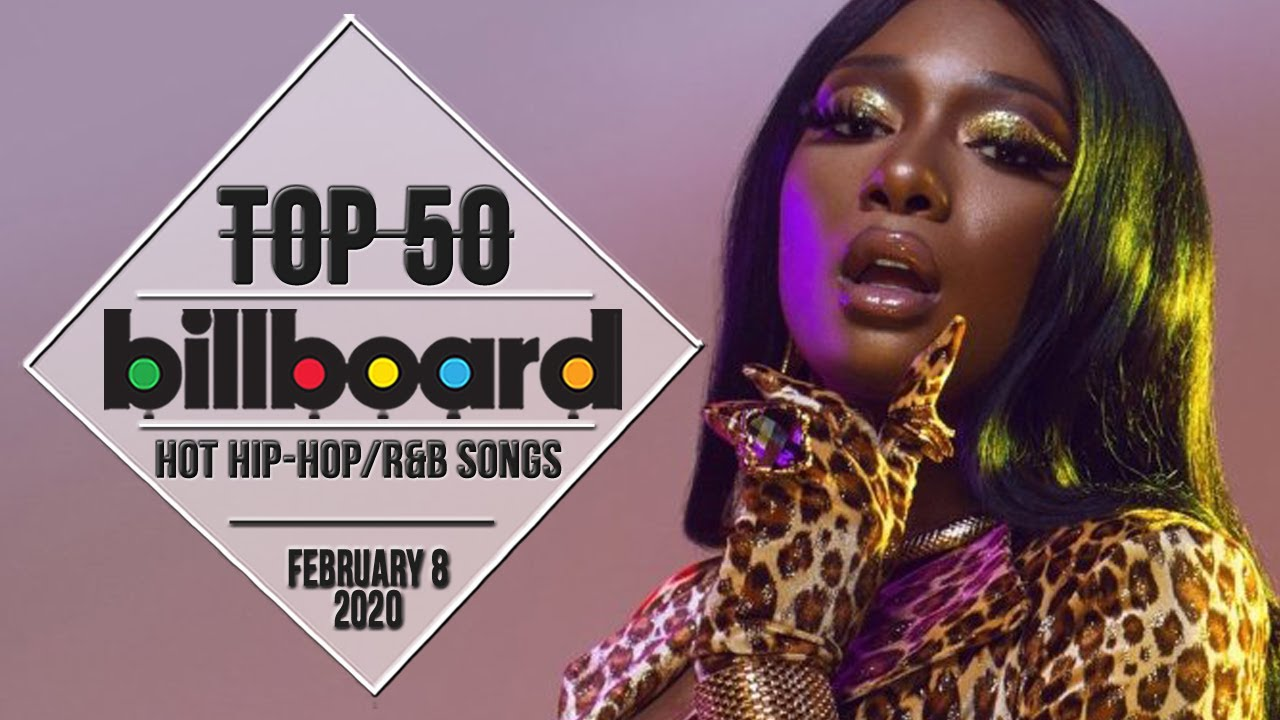 Download Top 50 • US Hip-Hop/R&B Songs • February 8, 2020 | Billboard-Charts
