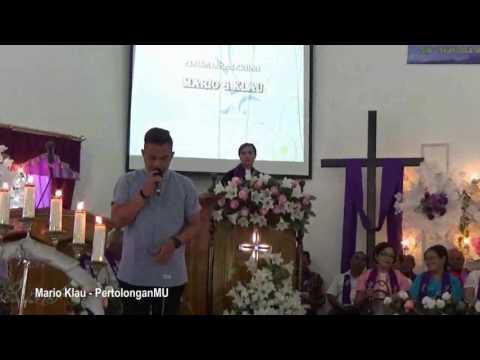 Mario Klau - PertolonganMu (live)