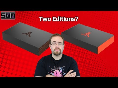 News Wave Extra! - Two Atari Console Editions Coming?