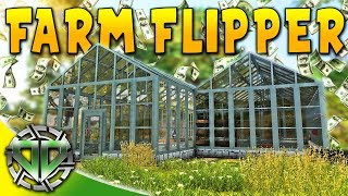 Farm Flipper Farming Sim Meets House Flipper : Farmer