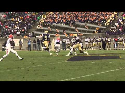 Alcorn State tops Louisiana College 52-10, Sept. 13, 2014