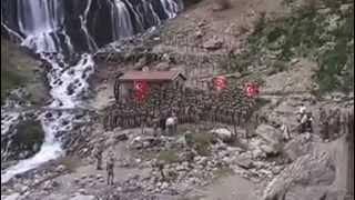 Kayseri Dağ Komando Tugayı- Komando Marşı