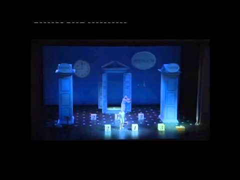 """Bruno de Simone sings Don Pasquale """"Un foco insolito"""""""