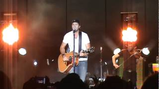 Luke Bryan - What Country Is (Part 4) Live