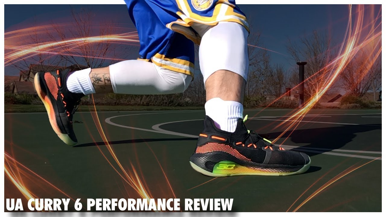 online store 9152d e82c0 Under Armour Curry 6 Performance Review. WearTesters