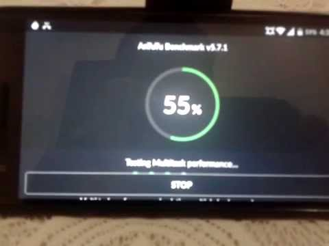 OnePlus One AnTuTu Benchmark 5.7.1