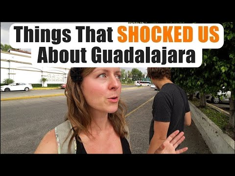 11 Things That Will SHOCK YOU About Guadalajara, Mexico