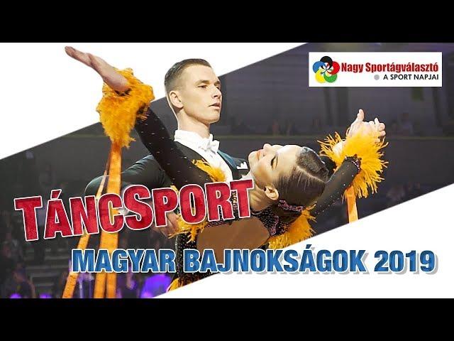 TáncSport Magyar Bajnokságok 2019