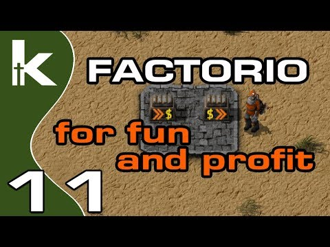 Factorio for Fun and Profit | Ep 11