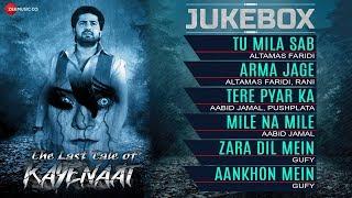 The Last Tale of Kayenaat - Full Movie Audio Jukebox | Zeeshan Khan & Vani Vashisth