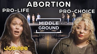 Pro-Choice vs Pro-Life: Can They See Eye To Eye?