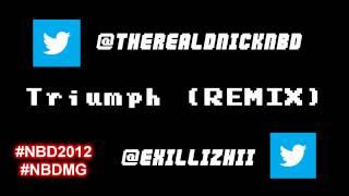 DNick ft. Edisto ILLizHII - Triumph (REMIX) (Prod. by DNick) **DL IN DESCRIPTION**