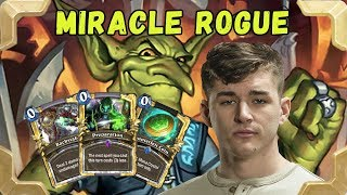 Firebat is relaxing with a Miracle Rogue (Journey to Un