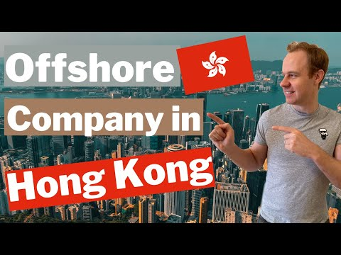 5 Reasons to Form an Offshore Company in Hong Kong