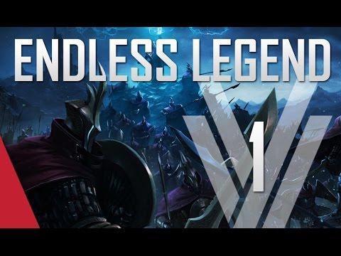 Endless legend gameplay broken lords 1 youtube - Endless legend broken lords ...