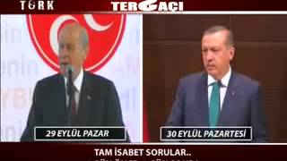 Devlet Bey Soruyor Başbakan Cevaplıyor.  İzle - İzlet