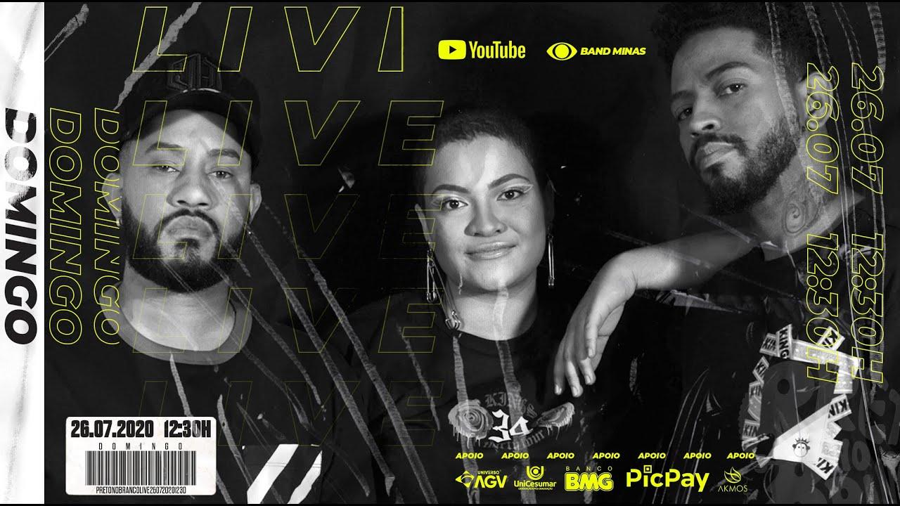 Live 2 - Preto No Branco