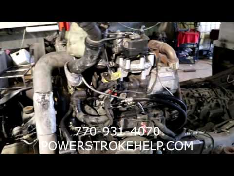 6.4L POWERSTROKE ENGINE RFEBUILD