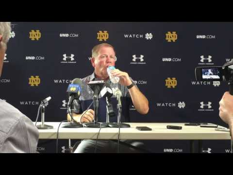 Brian Kelly: Post Texas