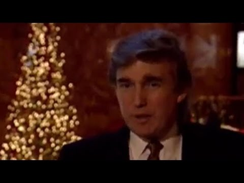 Trump makes questionable comments about young girls in 1992 video