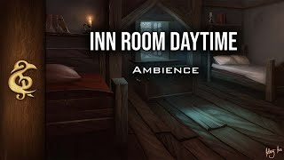 D&D Ambience Inn Room Daytime City Life Outside Tavern Downstairs People Walking in Corridor YouTube