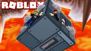 SURVIVE THE CUBE OF DEATH in ROBLOX EPIC MINI GAMES!!!