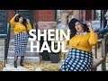 Shein Plus Haul