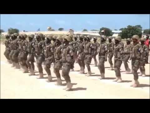Ciidanka Danab | Somali Special Forces