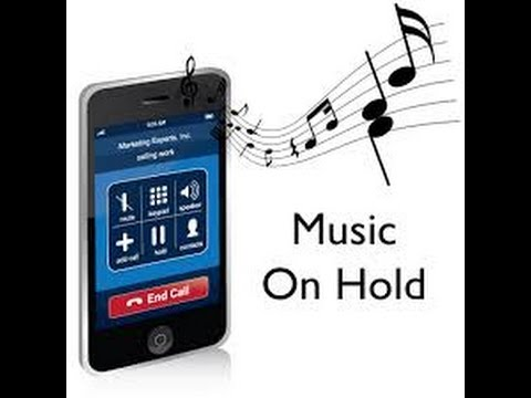 """Music On  Hold""