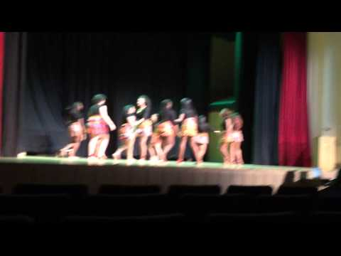 Central HS: AASU Showcase United Pan Africa