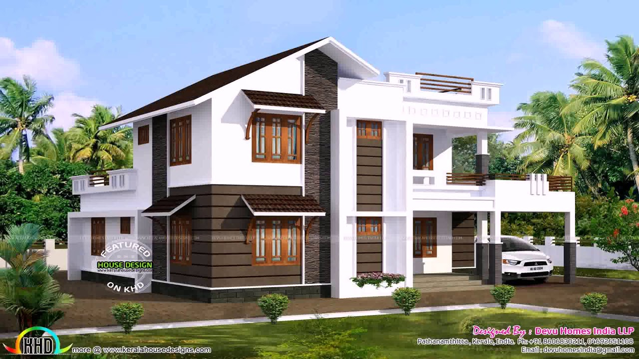 1800 Sq Ft House Plans With Modern Kitchen In India ...
